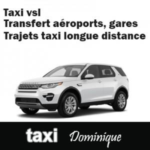 taxi draguignan nos services